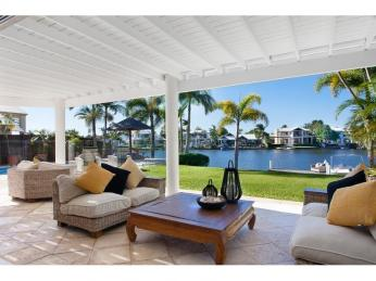 View profile: Sun-Drenched North Facing Waterfront Home