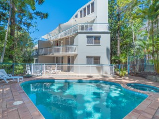 View profile: Bright Noosa Heads Apartment In A Small Complex