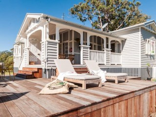 View profile: Beautiful restored Queenslander and original farm cottage on 170 private acres