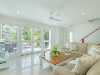 View profile: Elegant, renovated townhouse in the heart of Noosaville